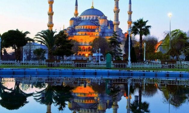 10 fascinating places to Visit in turkey
