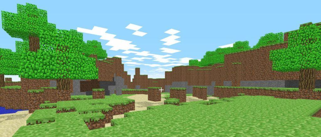 Most Popular Game Minecraft