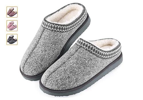 Homitem Women's Cozy Memory Foam Slippers